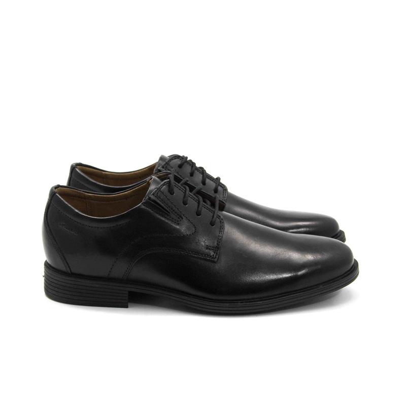 Αντρικό παπούτσι δετό Clarks Whiddon Plain 26152918