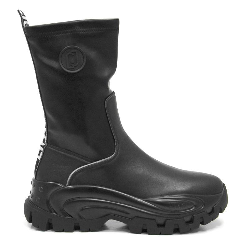 Γυναικείο μποτάκι LIU-JO Wave 16 Mid Sneaker BF1113-PX182-22222