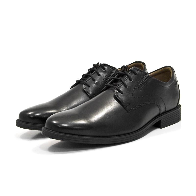 Αντρικό παπούτσι CLARKS Whiddon Plain 26152918