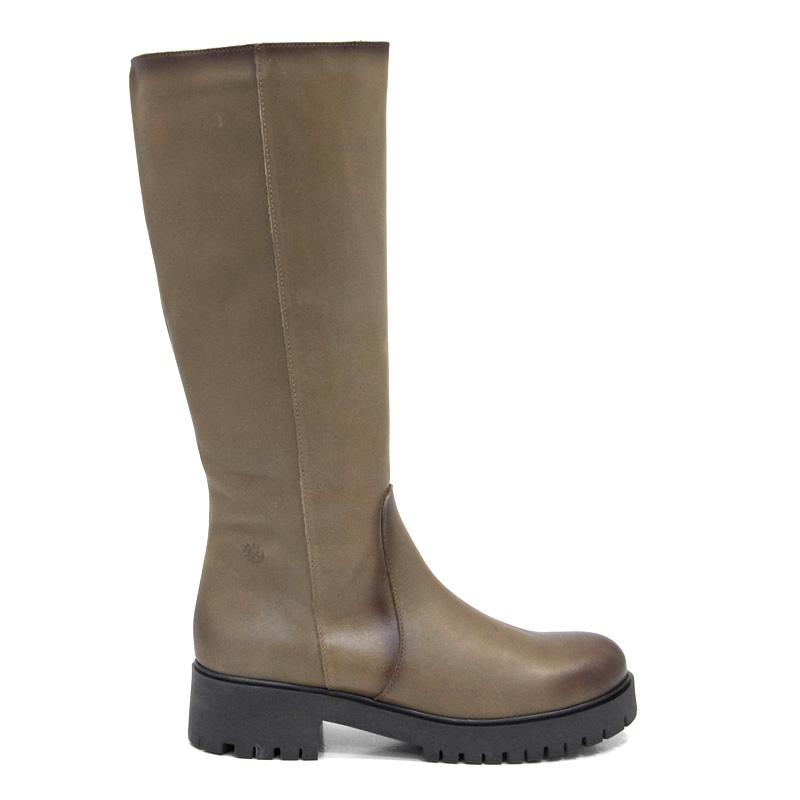 Γυναικεία μπότα YOKONO OSLO-002 ANTIK TAUPE
