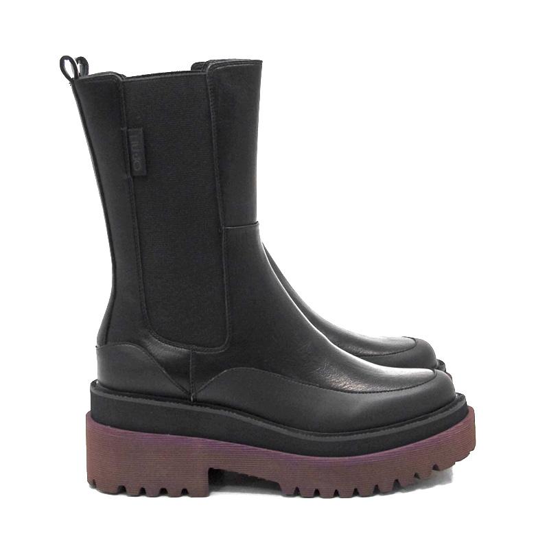 Γυναικείο μποτάκι LIU-JO Purple10