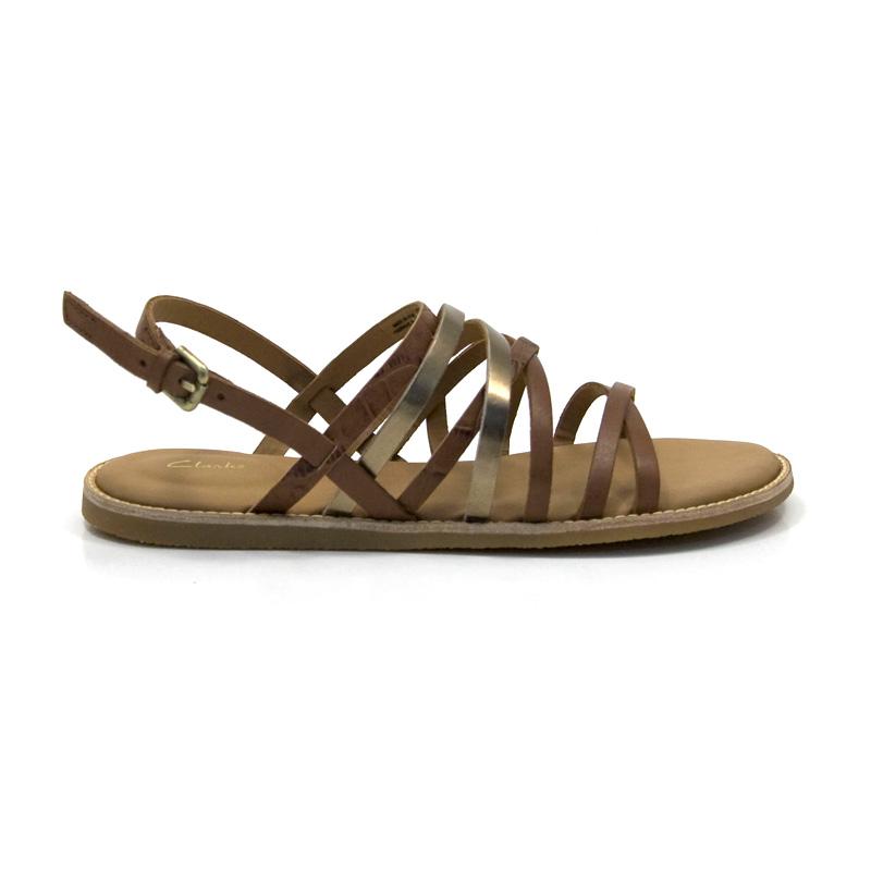 Γυναικείο σανδάλι CLARKS Karsea Ankle 26158491