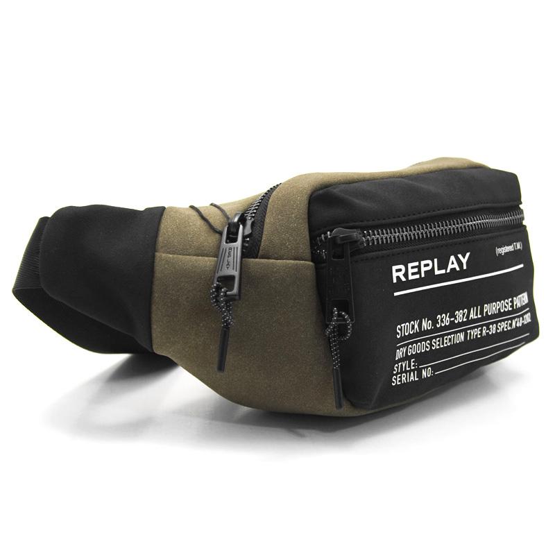 Αντρικό τσαντάκι REPLAY FM3505.000.A0175-1407