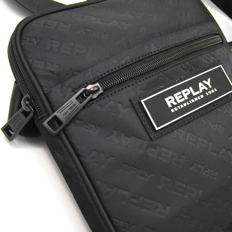 Αντρικό τσαντάκι REPLAY FM3502.000.A0435A-098